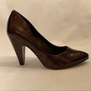 Jessica Simpson Maura Heels Bronze